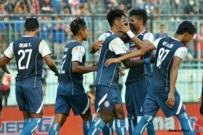 Liga 1 2018, Arema FC, PSM Makassar