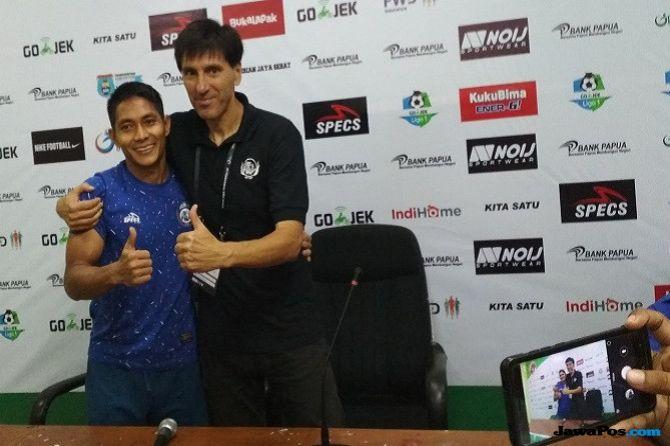 Arema FC, persija Jakarta, Arema vs Persija, Liga 1 2018, Milan Petrovic,