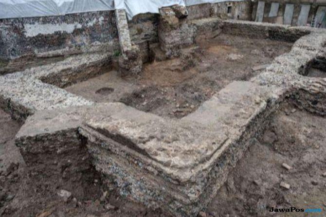 Arkeolog Jerman temukan perpustakaan tertua