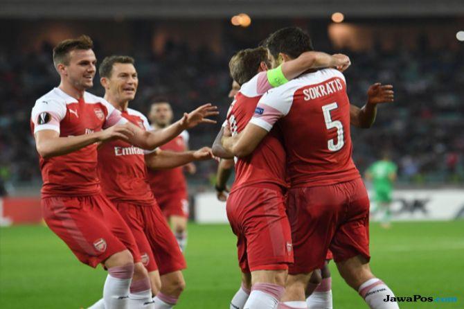 Liga Europa 2018-2019, Qarabag, Arsenal