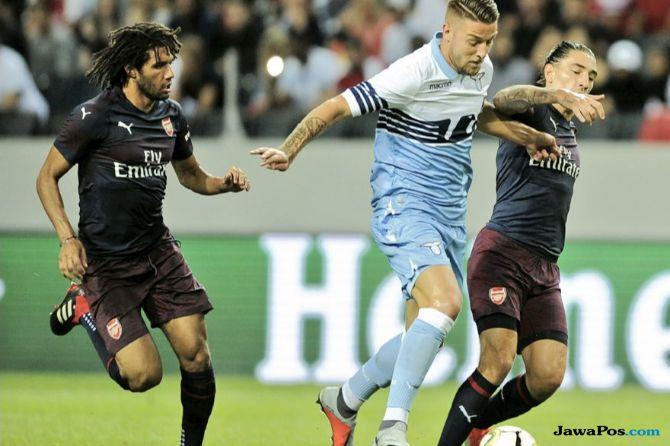 Arsenal, Lazio, Premier League, Pierre-Emerick Aubameyang,