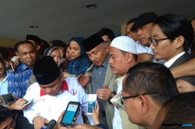 Arsul Nilai Permintaan Amien Rais Soal Tito Tak Gunakan Standar Jelas