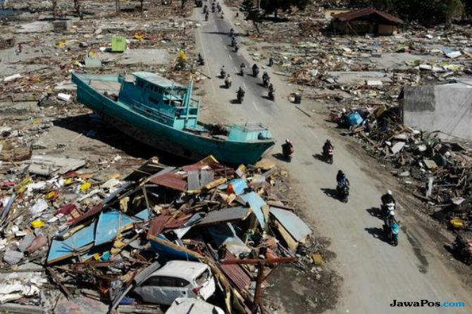 gempa sulteng, gempa, tsunami palu,
