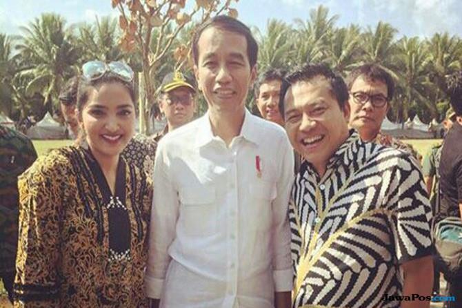 Ashanty Mendadak Puji Jokowi, Ini Alasannya...