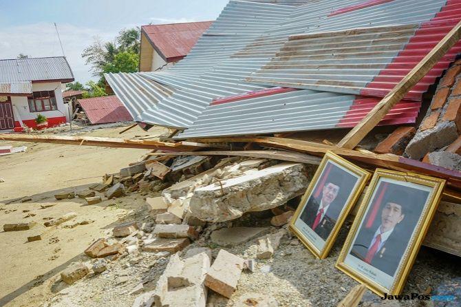 Asing Kucurkan Bantuan Korban Gempa dan Tsunami Hingga Rp 220 Miliar