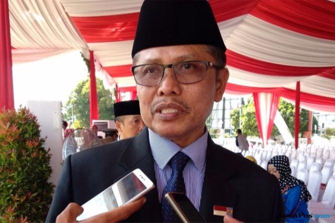 Sekretariat Daerah (Sekda) Kota Cirebon, Asep Dedi