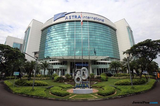 Astra Internasional Catatkan Laba Bersih Rp 14,18 T Per September 2017