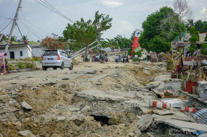 Asuransi Sinar Mas Bayar Klaim Akibat Gempa Palu
