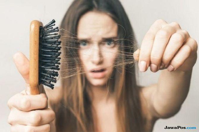 rambut rontok, solusi rambut rontok, tips rambut rontok, obat rambut rontok,