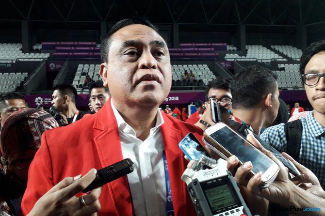 Asian Games 2018, Syafruddin, CdM, Atlet Indonesia, PNS