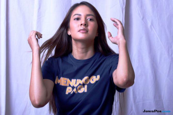 Aurelie Moeremans Kesulitan Jadi Partygoers di Menunggu Pagi