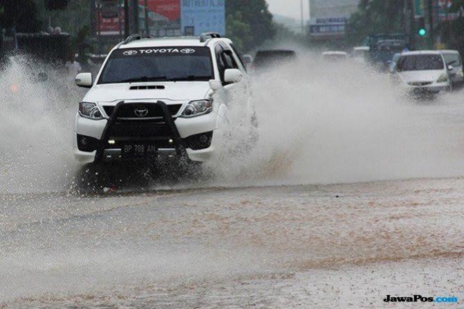 Awal Musim Penghujan di Jakarta Dimulai November dan Desember