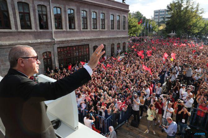 Bagi Rakyat Turki, Ini Deklarasi Perang