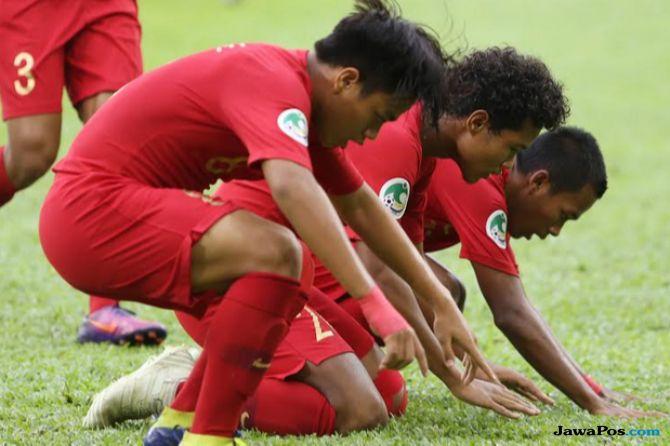 Bagus Kahfi: Doakan Kami Berjuang untuk U-19 dan U-23