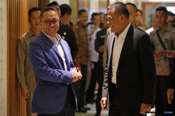 Bamsoet Akui Gatot Nurmantyo Berpeluang Jadi Ketua Tim Kampanye Jokowi