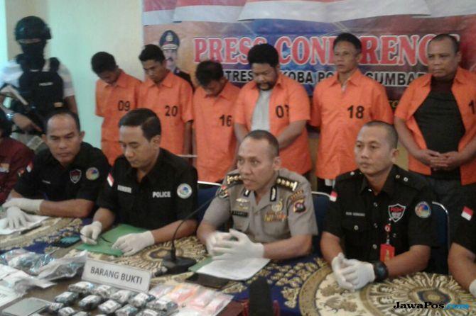 Bandar Narkoba Nyogok Polisi Rp 1 Miliar, Minta Jamninan Bebas