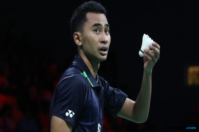 Tommy Sugiarto, Thailand Masters 2018