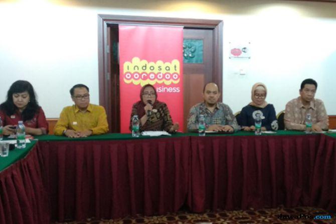 Bangun Era Pendidikan 4.0, Kemenristekdikti Gandeng Indosat Ooredoo