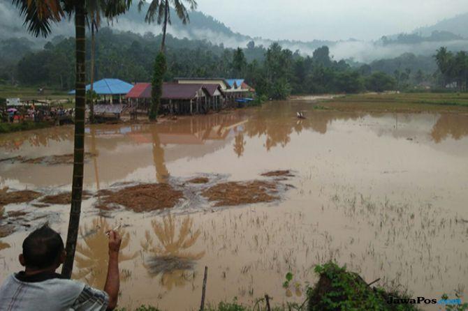 Banjir di Sijunjung