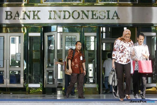Bank Indonesia Catat Kredit Baru Perbankan Triwulan IV-2017 Meningkat