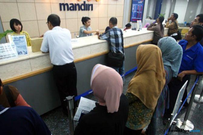 Bank Mandiri Optimistis Kredit Bisa Tembus 13 Persen di 2018