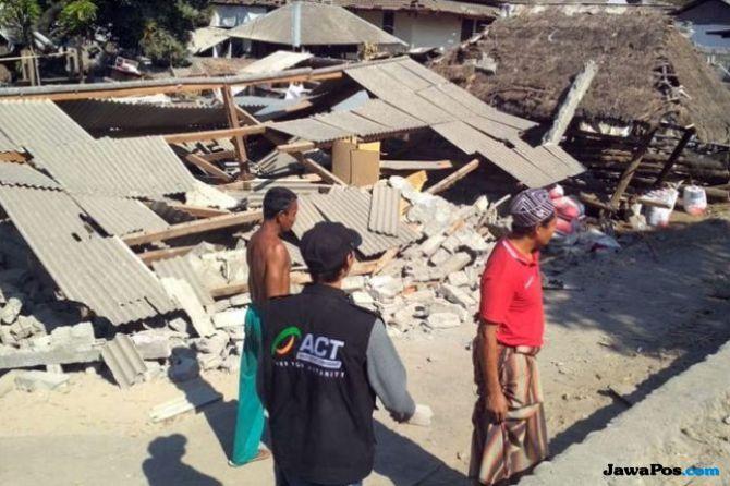 Bantu UMKM Korban Gempa NTB, Pemerintah Setujui Relaksasi KUR