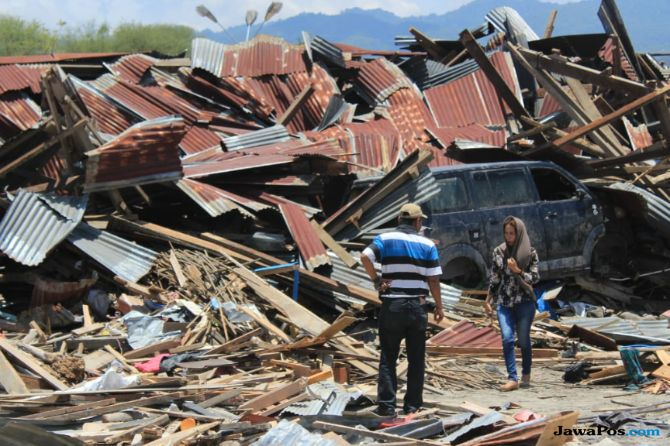 Bantuan Belum Sampai, Korban Gempa Diduga Meninggal Kelaparan