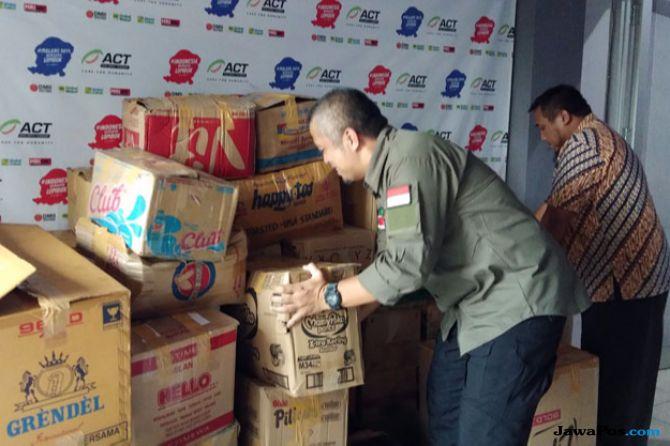 Bantuan Korban Gempa