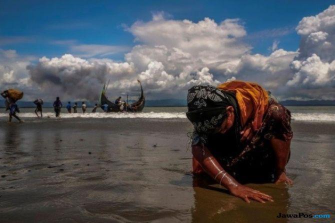 Banyak Pengungsi Rohingya Menderita Serangan Seksual Brutal
