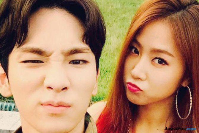 Banyak Teman Pria, Soyu Eks Sistar Paling Dekat dengan Key SHINee