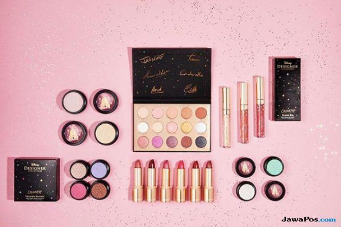 tren kosmetik, ColourPop Cosmetics Disney,