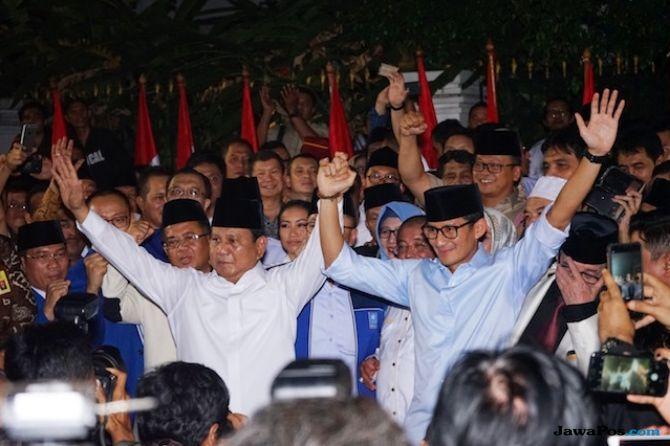 Prabowo dan Sandi