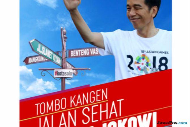 Jalan Sehat Jokowi