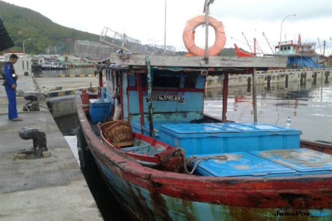 Bawa Bom untuk Menangkap Ikan, 8 Nelayan Asal Tapanuli Tengah Dibekuk