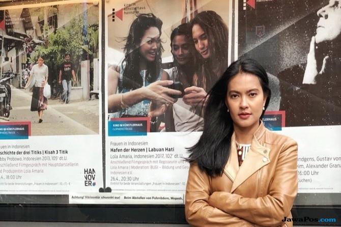 Bawa Semangat Kartini Hingga ke Jerman, Ini yang Dilakukan Lola Amaria