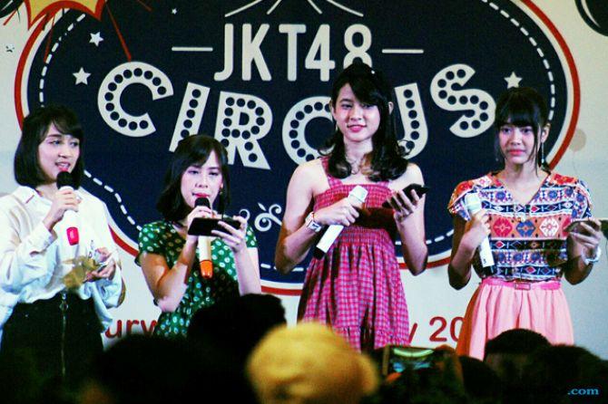 Begini Antusiasime Fans Hadiri JKT48 Circus Purwokerto Tim T