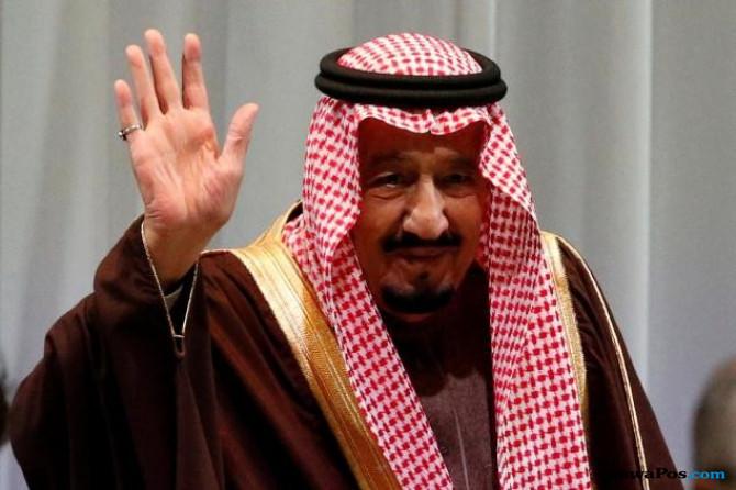 Begini Bentuk Perhatian Raja Salman pada Palestina