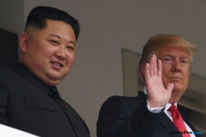 Begini Isi Surat Kim Jong Un Kepada Trump Jawapos Com