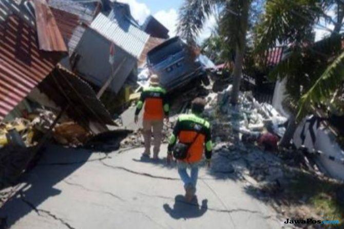 Begini Nasib Jalan Trans Sulawesi Pasca Gempa dan Tsunami