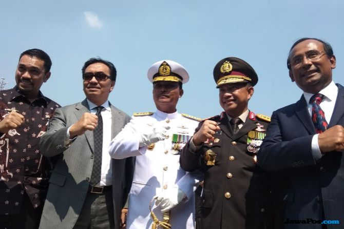 Begini Permintaan Kapolri Tito Buat TNI