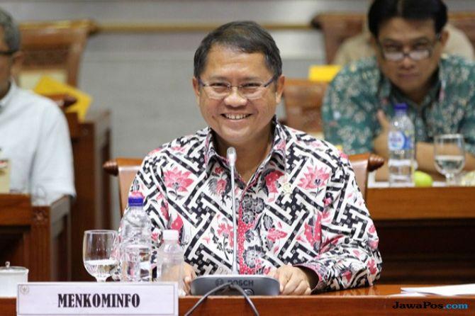 Rudiantara, Menkominfo E-SIM, E-SIM Indonesia