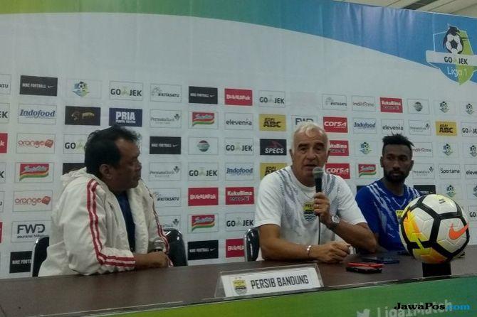 Persib Bandung, Liga 1 2018, Roberto Carlos Mario Gomez, Sriwijaya FC