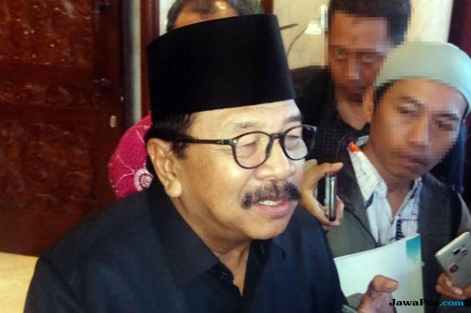 Ketua DPD Partai Demokrat Jatim Soekarwo