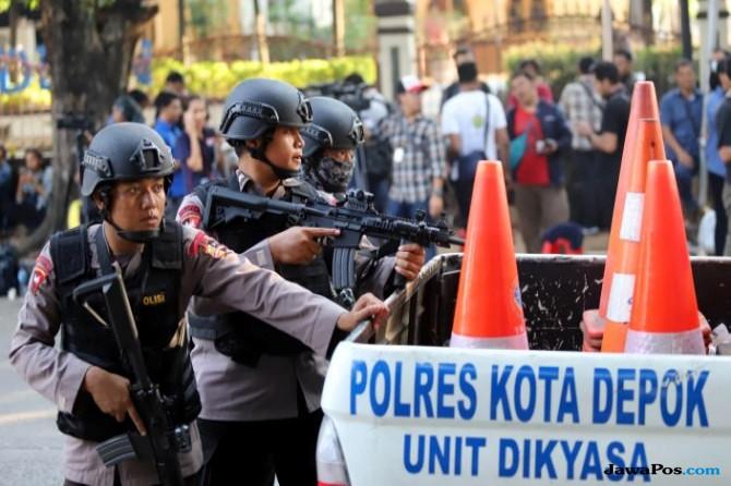 Bentrokan di Mako Brimob, Begini Pesan Anak Buah SBY untuk Polri