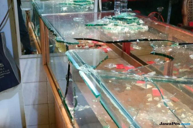 Bentuk Tim Khusus, Polisi Kantongi Identitas Perampok 40 gram Emas
