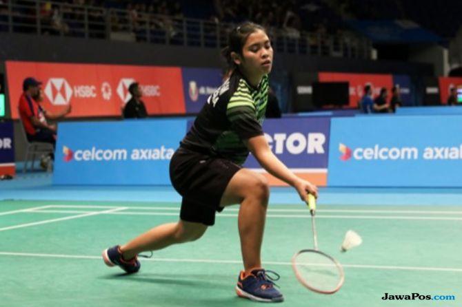 Asian Games 2018, Gregoria Mariska Tunjung, bulu tangkis, Indonesia