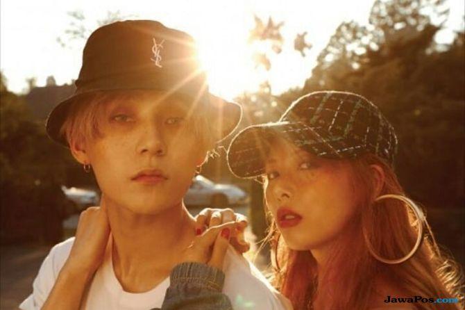 Berkonflik, HyunA dan E'Dawn Resmi Tinggalkan Cube Entertainment