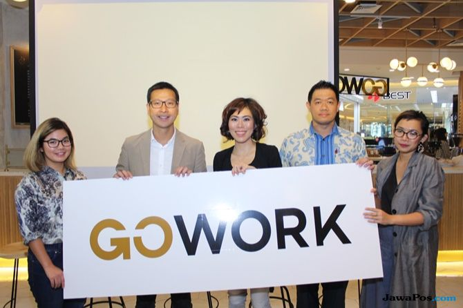 GoWork Indonesia, coworking space, gowork,
