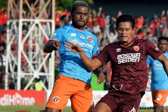 PSM Makassar, Liga 1 2018, Perseru Serui