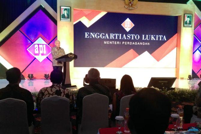 Menteri Perdagangan (Mendag) Enggartiasto Lukita